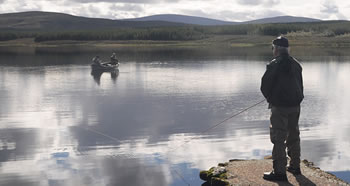 Altnacealgach Motel Scotland Fishing